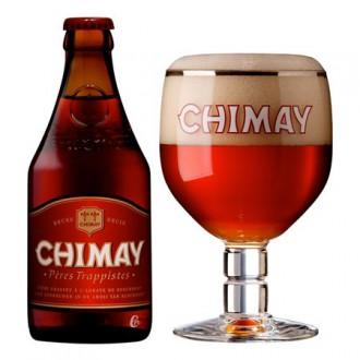 Chimay rouge brun 7°
