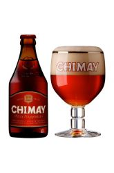 Chimay rouge brune 7°