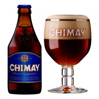 Chimay bleu 9°