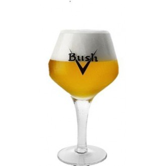 Bush ballon cistal verre