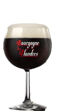 Bourgogne des Flandres verre